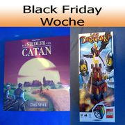 2 Brettspiele zusammen Black Friday