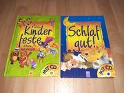 2 Bücher Kinderfeste für drinnen