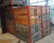 Holzaufsatzrahmen für Europalette 40 cm