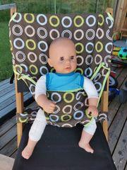 Mobi Seat Ringel grün