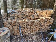 Buchen Brennholz 25cm Scheite trocken