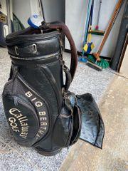 Golfback Callaway Rarität