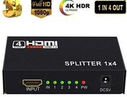 HDMI Splitter 1in4 Out nie