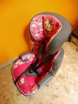 Autositze - Neuwertiger Hello-Kitty-Kindersitz