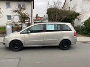 Opel Zafira 1 8 Edition