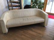 Sitzgarnitur Zweisitzer mit Sessel