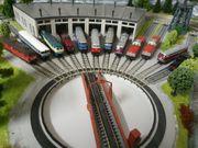 Viel Modelleisenbahn Spur N für
