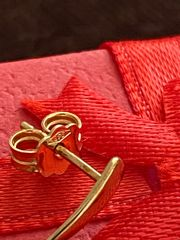 Ohrringe Gold 375 mit Brillanten