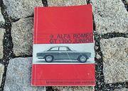 Betriebsanleitung Alfa Romeo Bertone GT