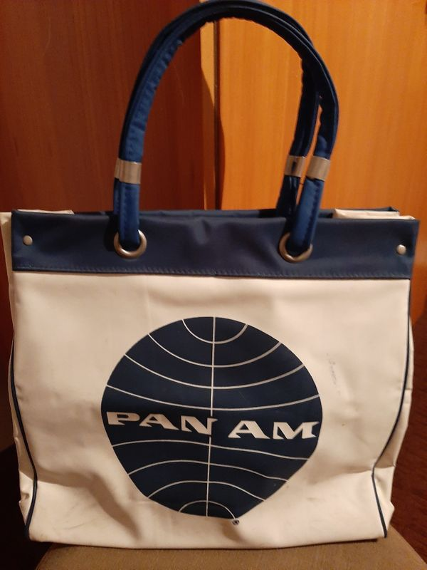 Tasche Original PAN AM aus