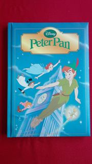 Peter Pan - Disney Klassiker - Kinderbuch -