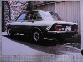Oldtimer, Youngtimer - Oldtimer Fiat 132GLS TOP4-5 Gang