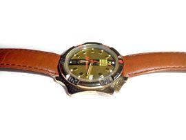 Seltene Marineuhr von Vostok: Kleinanzeigen aus Nürnberg Wetzendorf - Rubrik Uhren