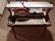 Fliesenschneidemaschine ohne Staub präzise