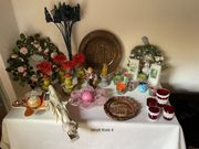 Flohmarkt Kiste 4 Thema Kerzen