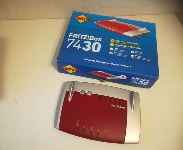 Fritzbox 7430