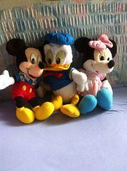 Disneys Mickey - Plüschtier aus Nichtraucherhaushalt