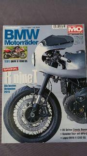 BMW Motorrad Zeitungen 2 Stk