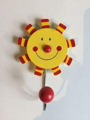 Kindergarderobe Sonne - 1 Haken