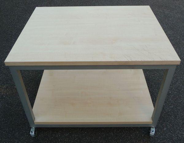 Rolltisch Ladentisch Verkaufstisch Bürotisch Beistelltisch