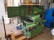 Abricht-Dicktenhobelmaschine Maka FS 530