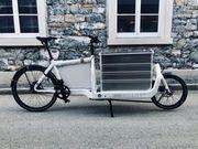 Bullitt Lastenfahrrad Cargobike