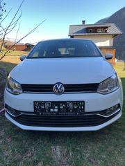 VW Polo Comfortline Garantie bis