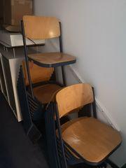 20 Kinderstühle Grundschule