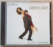 Green Card Music CD