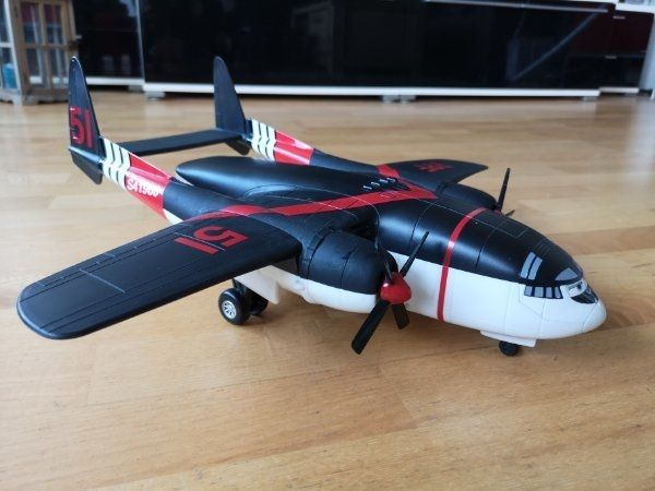 Transportflugzeug Cabbie