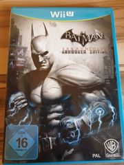 Wii U Batman Arkham City