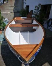 Fischer-Freizeit Boot Mändli K405