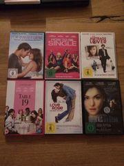 Dvd Sammlung Liebe