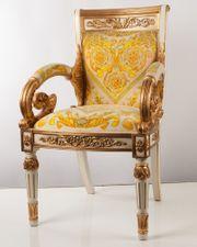 Versace Atelier Sessel - Handarbeit