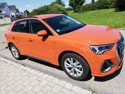 Audi Q3 35TFSI S-Line