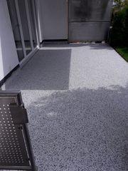 Steinteppiche für Terrassen