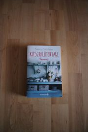 Taschen-Buch Roman Kirschblütentage Nancy Salchow
