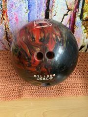 9er Bowling Ball Tasche und