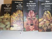 Das unsichtbare Visier - 4 Bände