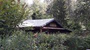Häuschen im Münchener Südpark