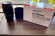 Canon 100mm f 2 8