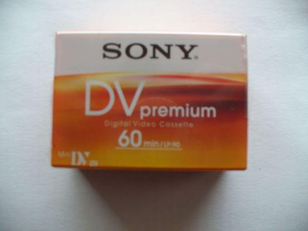 Sony Digital Video Cassette DV