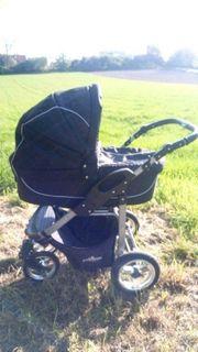 Kinderwagen Bergsteiger 3in1