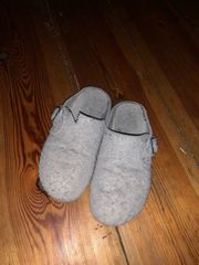 Gern getragene zara Hausschuhe Schuhe