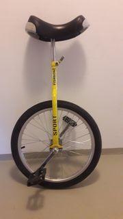Fahrrad Einrad