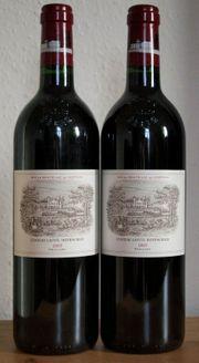2x Chateau Lafite Rothschild 2003 -