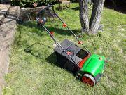 Elektrischer Vertikutierer Rasenlüfter Brill 38