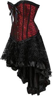 Halloween Kostüm oder Burlesque