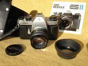 PENTAX ES II Spiegelreflexkamera inkl