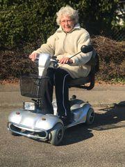 Wunderschönes Seniorenmobil kann das Leben